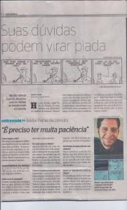 Entrevista Jornal Diário de Pernambuco