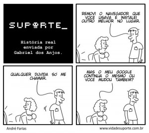Vida de Suporte
