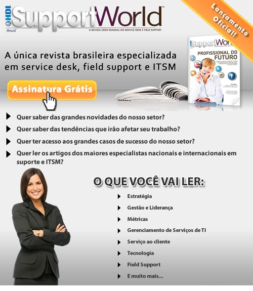 Revista SupportWorld