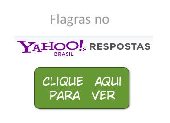 Pérolas no Yahoo Respostas