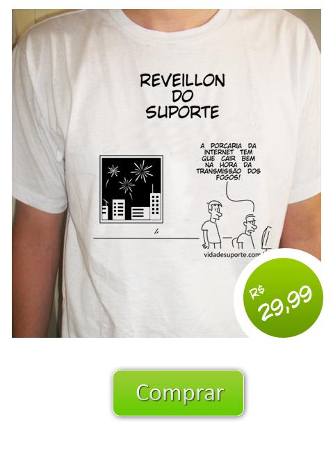 Camisa Reveillon Nerd