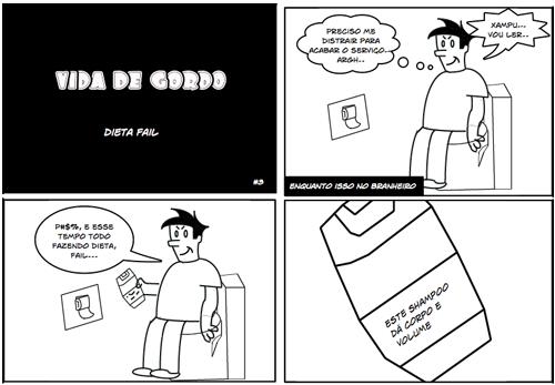 Vida de Gordo