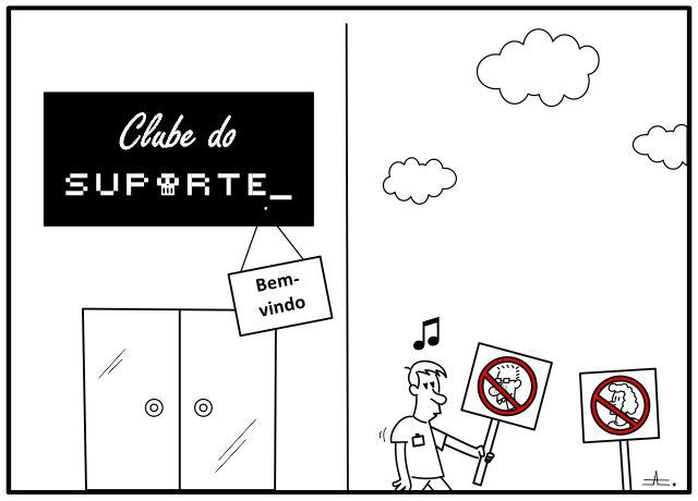 Clube do Vida de Suporte