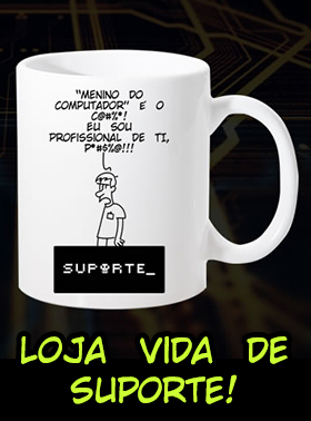Loja Vida de Suporte