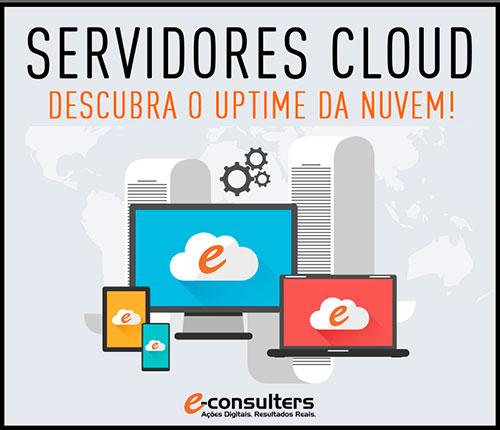E-Consulters Servidores Cloud