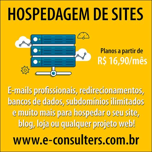 E-Consulters Hospedagem