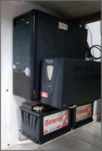 Flagras de Atendimento - Bateria