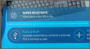 Flagras de Atendimento - PS2 ou USB