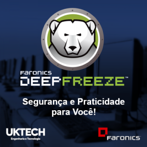 Uktech Deep Freeze