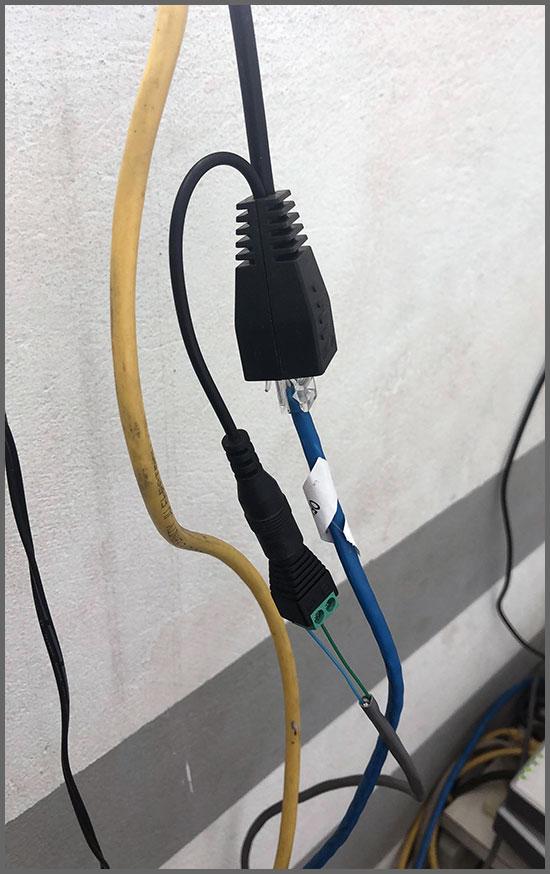 Flagras de Atendimento - Cabo Telefone