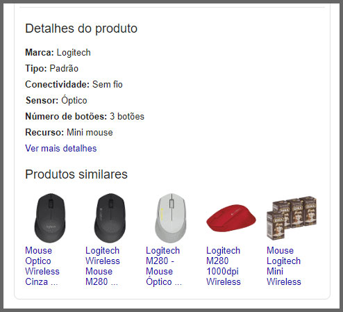 Flagras de Atendimento - Mouse Similar