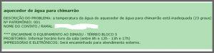 Flagras de Atendimento - Chimarrão