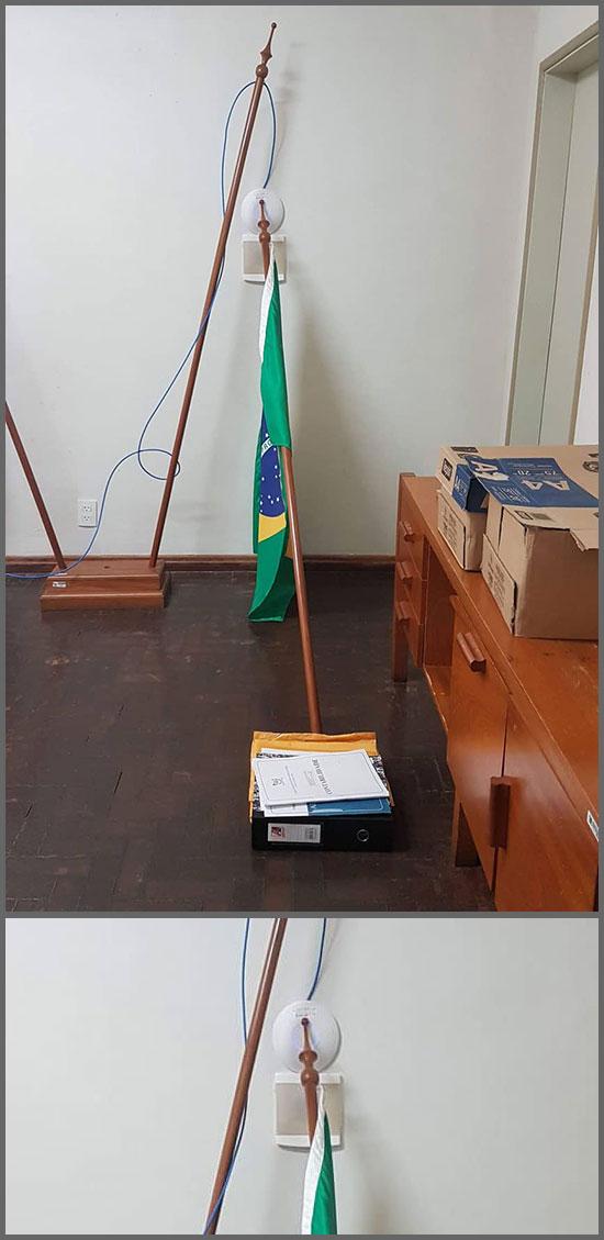 Flagras de Atendimento - Instalação
