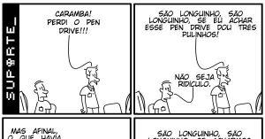 Vida de Suporte - São Longuinho