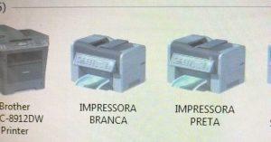 Flagras de Atendimento - Impressoras