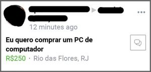 Flagras de Atendimento - PC