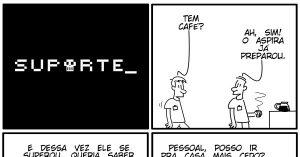 Café Cremoso - Vida de Suporte