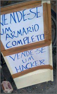 Flagras de Atendimento - Hacker