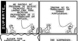 Trabalhar em Portugal - Vida de Suporte