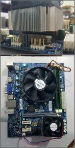 Flagras de Atendimento - Superaquecimento Chipset