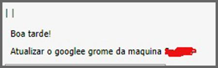 Gnome - Flagras de Atendimento