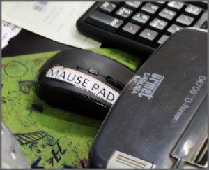 Flagras de Atendimento - Mouse pad