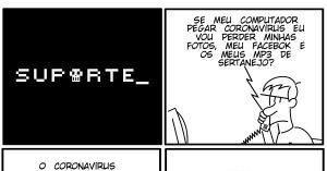 Coronavírus - Vida de Suporte
