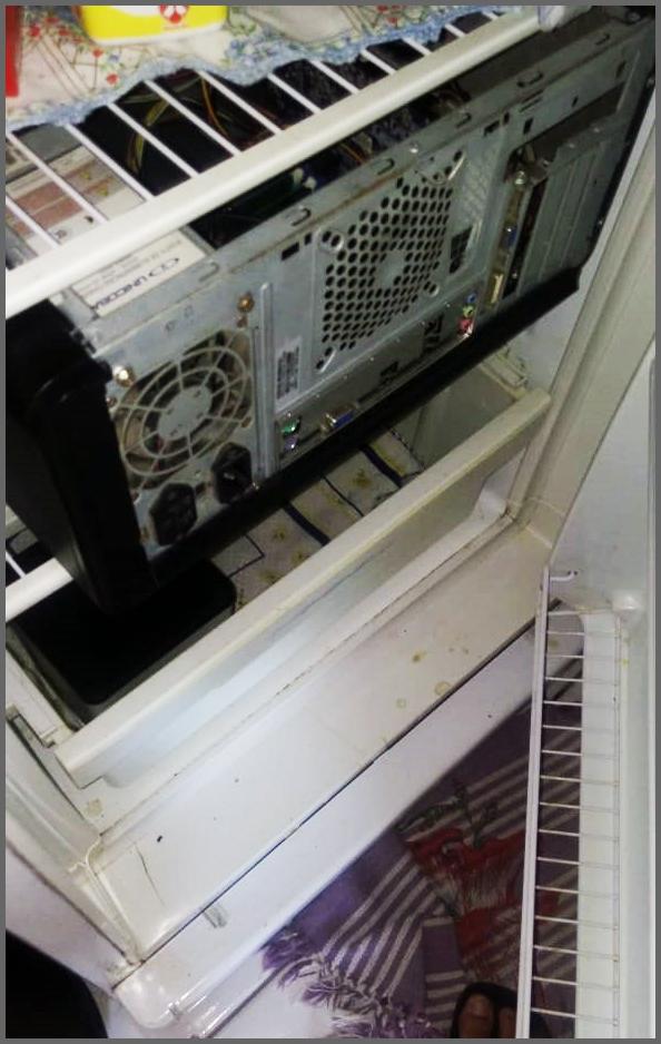 Refrigeração - Flagras de Atendimento