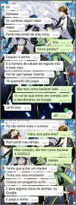 Hackear Google - Flagras de Atendimento