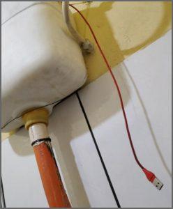 Descarga USB - Flagras de Atendimento