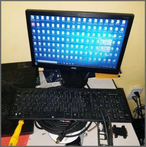 Desktop de Usuário - Flagras de Atendimento