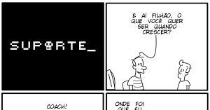Coach - Vida de Suporte