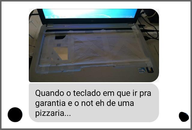 Pizzaria - Flagras de Atendimento