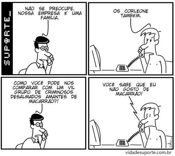 Corleone - Vida de Suporte