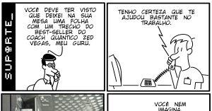 Coach Quântico - Vida de Suporte