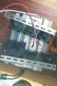 Multi-cooler - Flagras de Atendimento