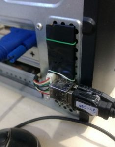 O usuário precisava de mais USBs - Flagras de Atendimento
