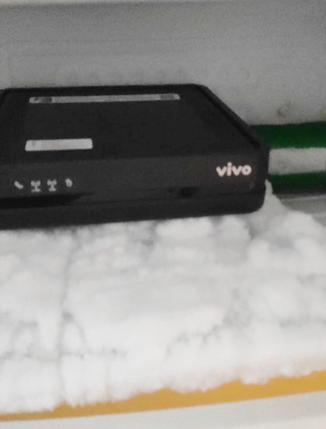 Resfriando o modem - Flagras de Atendimento