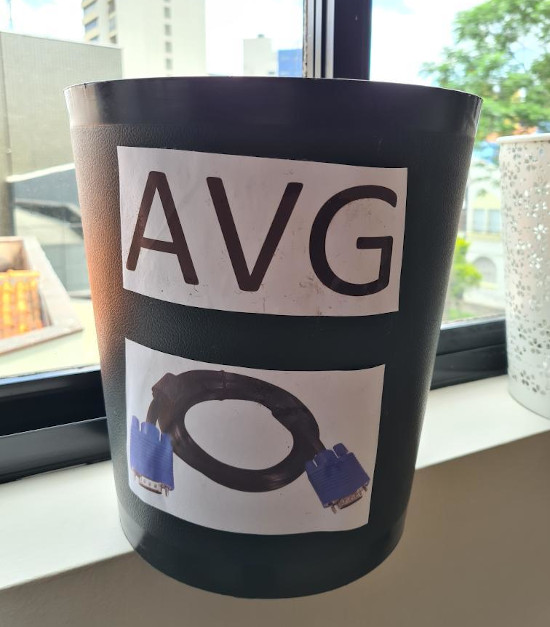 AVG - Flagras de Atendimento