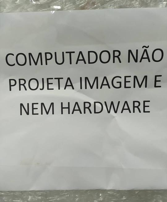 Nem Hardware - Flagras de Atendimento