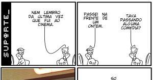 Cinema - Vida de Suporte