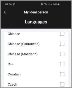 Linguagem - Flagras de Atendimento