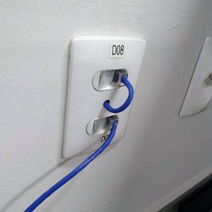 Conexão de Rede - Flagras de Atendimento
