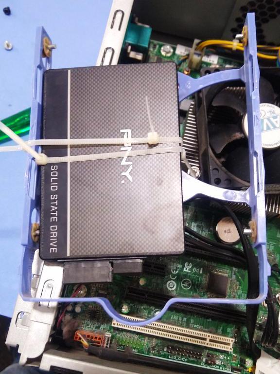 Mais uma adaptação de SSD - Flagras de Atendimento