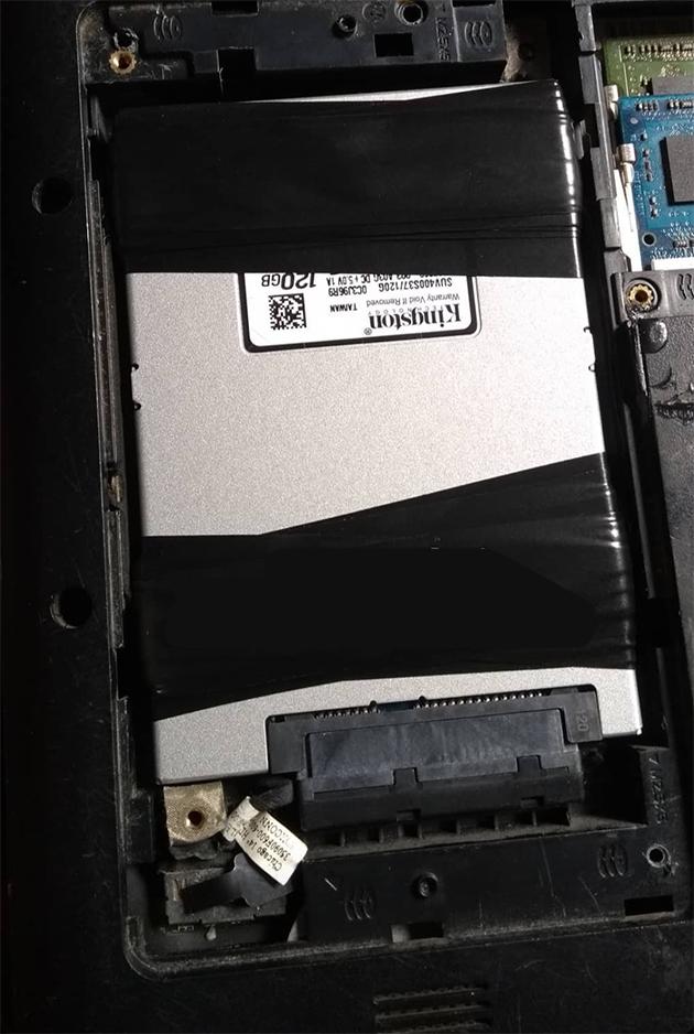 SSD Fixado com Sucesso - Flagras de Atendimento