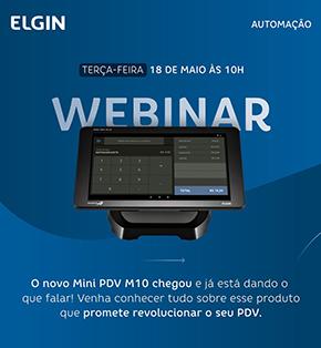 Elgin Super Live Desenvolvimento para Android