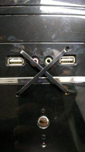 USB afundada nunca mais - Flagras de Atendimento
