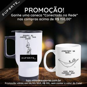 Promoção Caneca Rede!