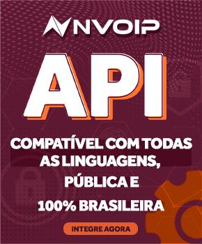 Nova API da Nvoip