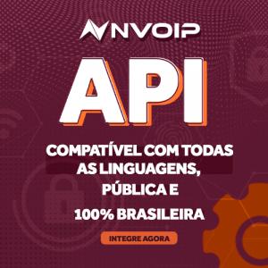 Nova API da Nvoip!